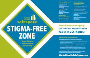 Mental Health Safe Space Additional Resources Interfaith Community
